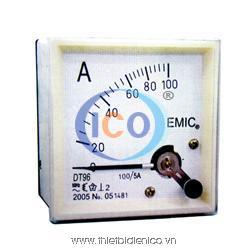 Đồng hồ Ampe