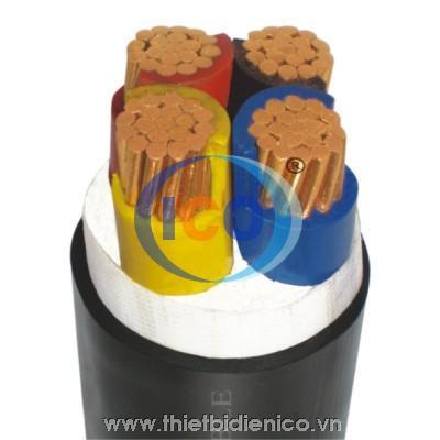 Cáp CU/XLPE/PVC/DSTA