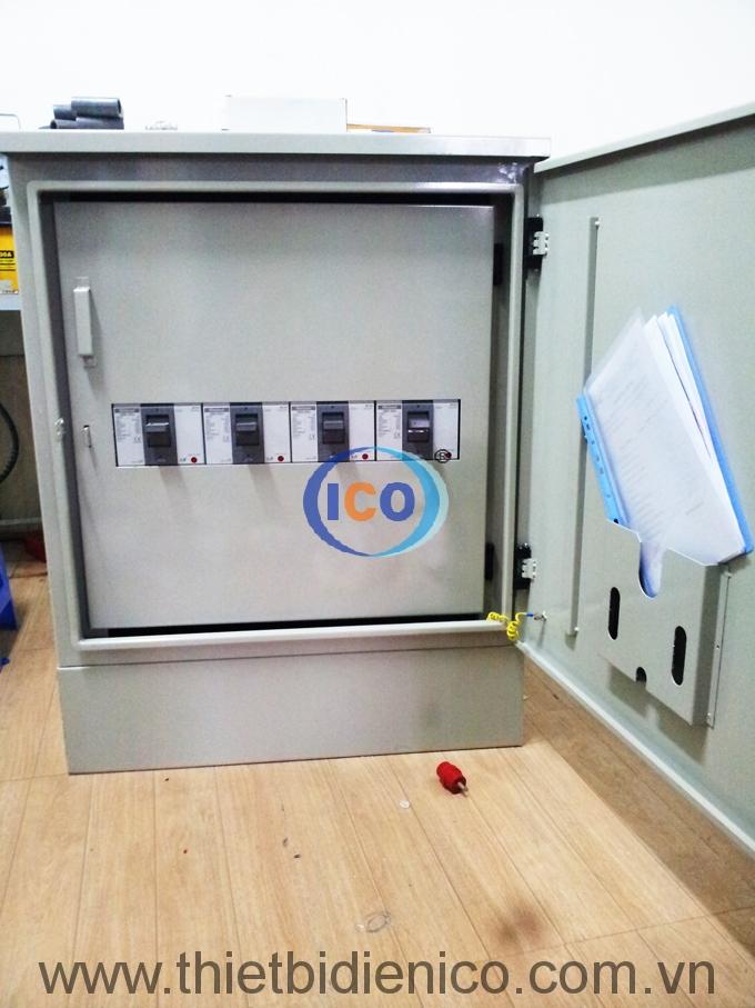 Tủ điện Pillar